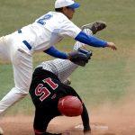 【併殺プレー】日本のプロ野球とメジャーリーグのゲッツーの違いを簡単に解説