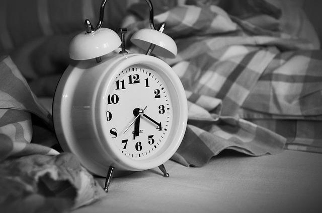 体を大きくする睡眠時間