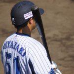 横浜DeNA『宮崎敏郎選手』首位打者獲得のバッティング極意 ヒットゾーンやインコースの打ち方、三振数について